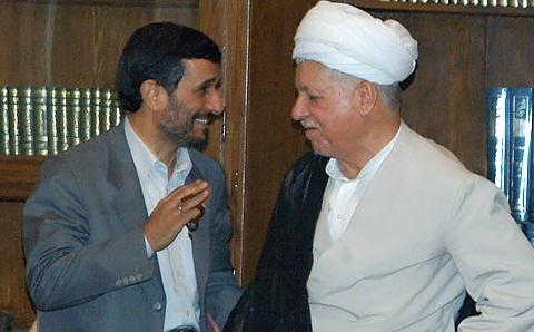 آیت الله هاشمی رفسنجانی و اظهارات احمدی نژاد، از 72 تا 92 ! ( دنیای اقتصاد - خسرو یعقوبی )